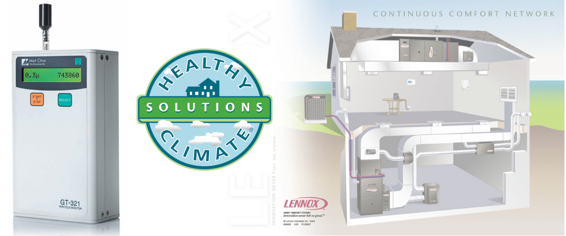 FREE Indoor Air Quality Evaluation