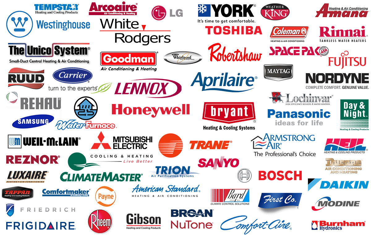 Furnace And Air Conditioning Brands Acumen Plumbing